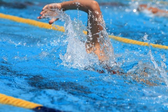 ダイエットも健康維持も肩こりにも!アラフォーから始めたい水泳と5つの効果