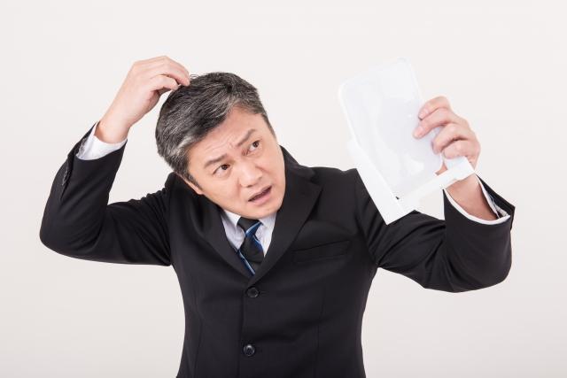 男のアンチエイジング!白髪のメカニズムと予防と対策
