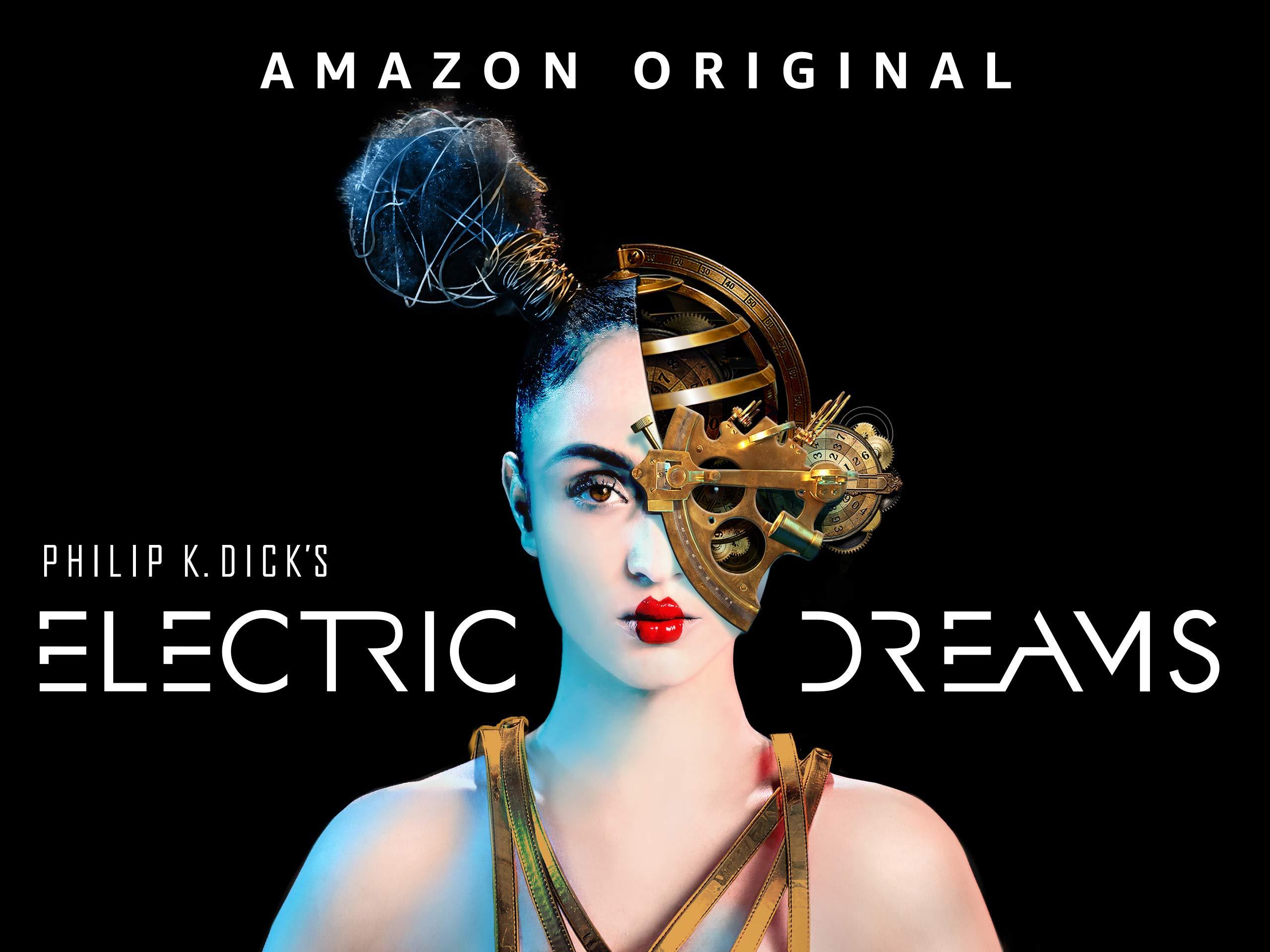 Amazonで【無料視聴】「フィリップ・K・ディックのエレクトリック・ドリームズ」の作品紹介と感想・口コミ