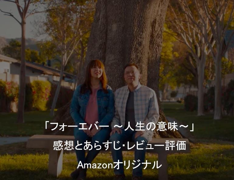 フォーエバー 〜人生の意味〜・感想とあらすじ・レビュー評価とシーズン2は?